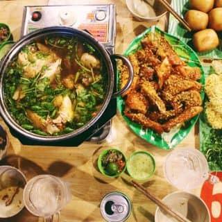 Lẩu gà ớt hiểm của maiyeugio tại 23 Đinh Tiên Hoàng, phường 3, Quận Bình Thạnh, Hồ Chí Minh - 4217045