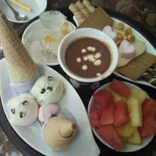 Lẩu kem của linh311020161 tại Hồ Bán Nguyệt, Thành Phố Hưng Yên, Hưng Yên - 3082547