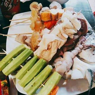 Lẩu xiên que - Nướng Hot Pot của tchuyentran tại 483 Nguyễn Tri Phương, Quận 10, Hồ Chí Minh - 5032789