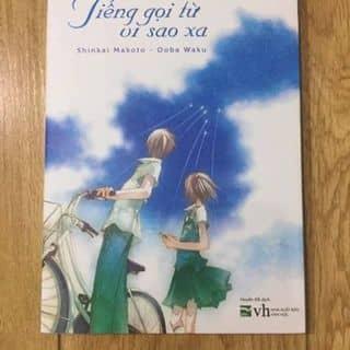 Light Novel Tiếng gọi từ vì sao xa của hibikichan tại Hồ Chí Minh - 3789827