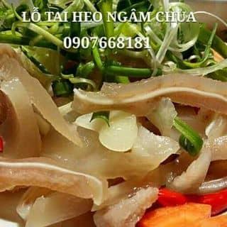 Lỗ tai heo ngâm chua của anvattaigia18081987 tại 0907668181 - 01212 66 8181, Hồ Chí Minh - 640779