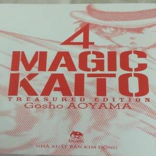 Magic Kaito 4 của thuyvu88 tại Thái Bình - 898004