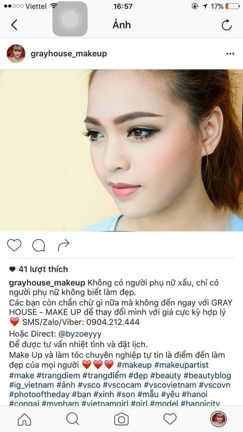 Makeup - 1025154 tienhouse - Ánh Dương garden - Shop online, Quận Cầu Giấy, Hà Nội
