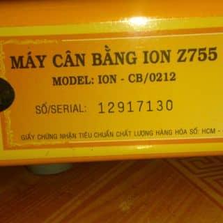 Máy cân bằng ION Z755 của minhhue46 tại Lạng Sơn - 2400534
