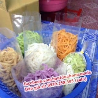 Mứt dừa non - Sỉ mứt dừa non giá cạnh tranh của mutduahomemade tại 82 Nguyễn Huệ, Phường 1, Thành Phố Bến Tre, Bến Tre - 5071053