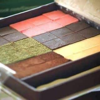 Nama chocolate- socola tươi kiểu nhật. Gồm 6 vị: trà xanh, socola đen, dâu, campuchino, việt quất, dừa  của duong2101 tại Phú Yên - 1495992
