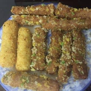 Nem chua rán+ phomai que  của bongpham3 tại 42 Quang Trung, Quang Trung, Thành Phố Thái Bình, Thái Bình - 457027