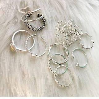 Nhẫn mạ bạc của thuongvinhlatau tại Hải Phòng - 2425468