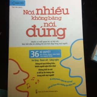 Nói nhiều không bằng nói đúng của m.truc2711 tại Hồ Chí Minh - 2738174