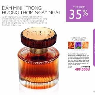 Nước hoa Amber của linhtit85 tại Phủ Lý, Thành Phố Phủ Lý, Hà Nam - 2815345