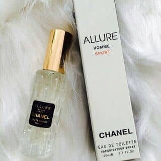 Nước Hoa Pháp Chiết Chính Hãng Chanel Allure Homme Sport 20ml- NAM của buithithaiminh tại Hồ Chí Minh - 743000