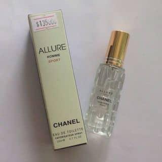 Nước hoa Pháp dạng chiết 20ml Chanel allure homme của myphamanhthu tại Hồ Chí Minh - 3728089