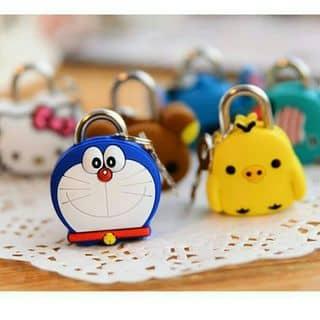 Ổ khóa mini nhỏ xinh của shopxinh2017 tại Quảng Nam - 2857588