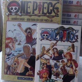 One Piece - tập 1 đến tập mới nhất (có card tặng kèm) của ttrinhkt tại Hồ Chí Minh - 2506983