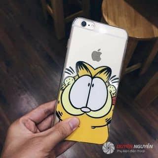 Ốp silicon mèo Garfield iphone 6/6s Plus của phukien_duyennguyen tại Hồ Chí Minh - 3445434
