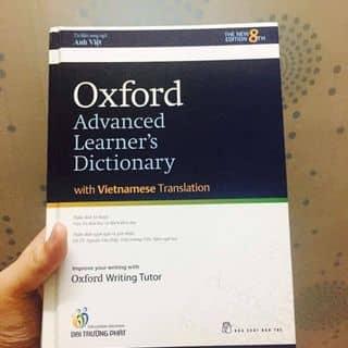 Oxford Dictionary của nguyentrang2159 tại Hồ Chí Minh - 3602625
