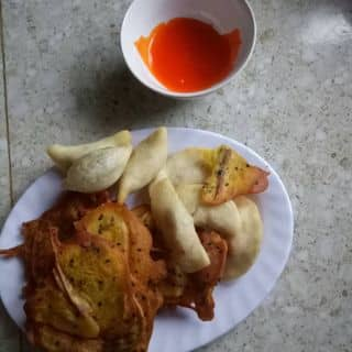 Pancake (bánh rán) của thanhai123 tại 57 Lê Thế Hiếu, Thành Phố Đông Hà, Quảng Trị - 2213571