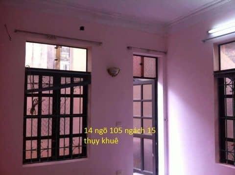 Phòng ở thuỵ khuê giá 1.6-2tr