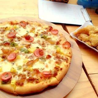 Pizza thập cẩm của vanvui.ve.5 tại 291 Hoàng Văn Thụ, Thành Phố Nam Định, Nam Định - 4106773