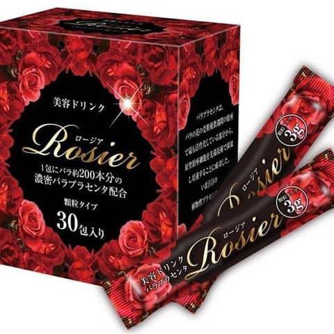 Placenta hoa hồng Rosier - 3946308 kun.dien - Vương Cún - 80 Nguyễn Du
