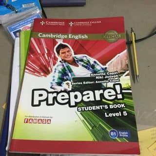 Prepare b1 student book level 5 của tohanhtrang14 tại Hà Tĩnh - 3057051