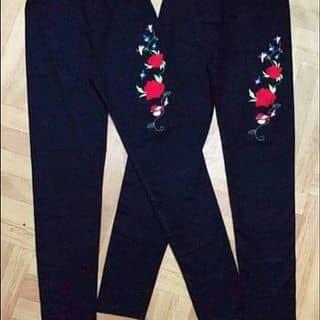 Quần thêu hoa của buiphuong142 tại Shop online, Thị Xã Từ Sơn, Bắc Ninh - 3005667