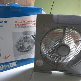 Quạt tích điện Panasonic của g1vk2 tại Bắc Ninh - 3569310
