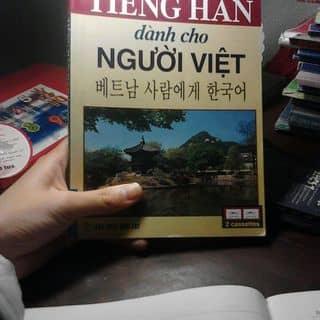 Sách dạy tiếng hàn của phuongphuong2911yb tại Thanh Hóa - 2590129