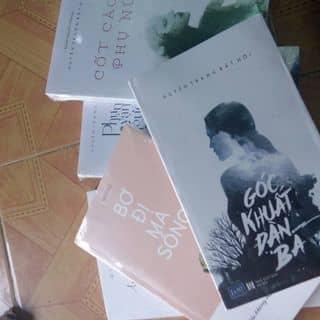 Sách mới giảm giá còn 50k quyển nha  của tranmo5 tại Tiền Giang - 3149190