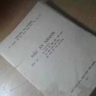 Sách nấu ăn năm1992 của nguyenduy485 tại Chợ Trà Vinh, phường 3, Thị Xã Trà Vinh, Trà Vinh - 1271033