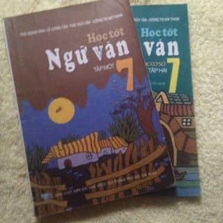 Sách tham khảo ngữ văn 7 tập 1+2 của anhhong249 tại Quảng Ninh - 3674753