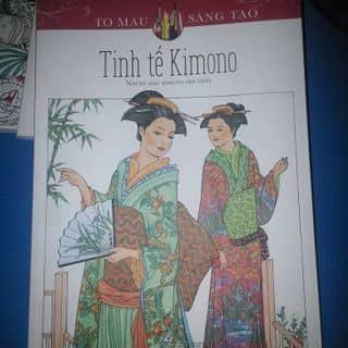 Sach to mau kimono của dudututi tại Phú Thọ - 1638162