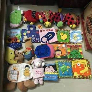 Sách vải cho bé của letranngocnhu tại Hồ Chí Minh - 3788084