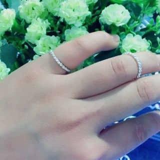 Sale nhẫn bạc trong ngày của bongbong9895 tại Thái Nguyên - 3324613