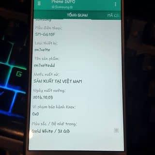 Samsung galaxy J7 2017 của ducvan58 tại Hồ Chí Minh - 3703685