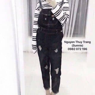 Set quần yếm của tittit98 tại Thanh Hóa - 3169785