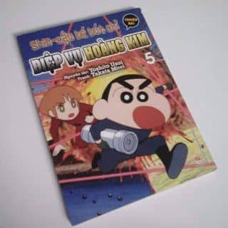 Shin - Cậu Bé Bút Chì Truyện Dài - Tập 5 của sachcukimlong tại Hồ Chí Minh - 3803543