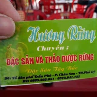 Shop Hương Rừng của phamcuong163 tại Hà Nam - 3376764