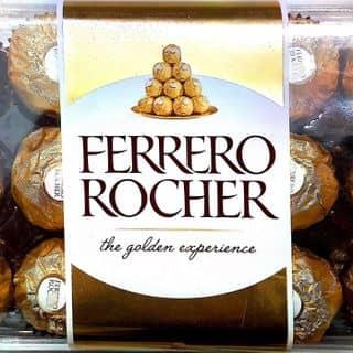 Sô cô la Ferrero Rocher - hàng xách tay Ý của banggia19 tại ĐƯỜNG LÊ THỊ TRUNG, ĐƯỜNG BÌNH CHUẨN 58, KP BÌNH PHƯỚC A, BÌNH CHUẨN, THUẬN AN, BÌNH DƯƠNG, Huyện Thuận An, Bình Dương - 5844422