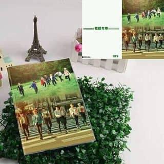 Sổ tay BTS 100page của soji1808 tại Hồ Chí Minh - 3918559