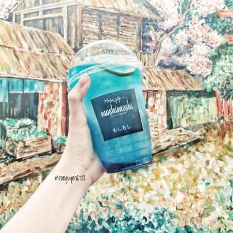 Soda deep blue - 5354109 thienthannho1231 - Moshimoshi Tea & Coffee - 68 Đặng Văn Ngữ, phường 10, Quận Phú Nhuận, Hồ Chí Minh