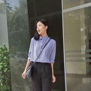 Sơmi sọc nhí oversize của tramnguyen712 tại Hồ Chí Minh - 3339823