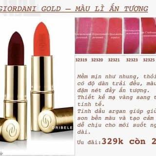 Son lì Giordani Gold Oriflame của giangmakeup tại Yên Bái - 1084686