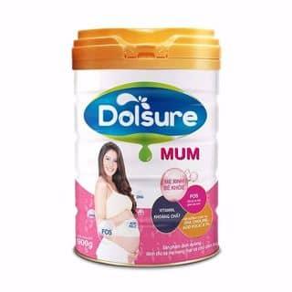 Sữa bột Dolsure Mum (900gr) của dolsure.nutrition tại Hồ Chí Minh - 3834544
