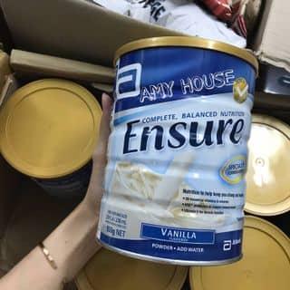 Sữa Ensure Úc 850g của tnyyy1902 tại Đồng Tháp - 3818087