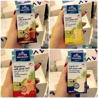 Sữa nhập khẩu đức của trucnguyen727 tại Trà Vinh - 1551750