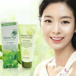 Sữa rửa mặt 3W Clinic trà xanh của nguyenvy770 tại Quảng Ngãi - 3356067