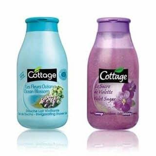 Sữa tắm cottage mini 250ml của loctse tại Cần Thơ - 2926149