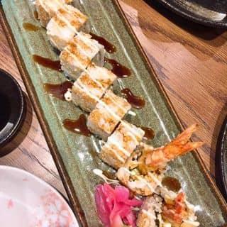 Sushi của trinhvuong82 tại 132 Nguyễn Trãi, Bến Thành, Quận 1, Hồ Chí Minh - 4176242