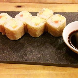 Sushi cuộn trứng của quynhtran56 tại 94 Chợ Con, Trại Cau, Quận Lê Chân, Hải Phòng - 983670